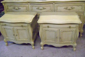 5 Pc French Ornate Thomasville Bedroom Set SOLD The Barn Ridley